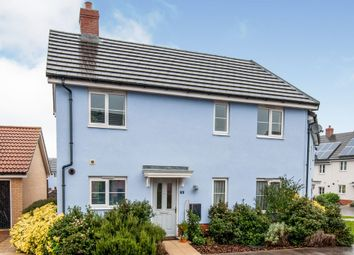 Thumbnail 2 bed end terrace house for sale in Buzzard Rise, Stowmarket