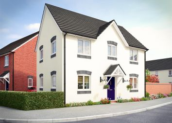 Thumbnail 3 bed link-detached house for sale in Fox Lane, Green Street, Kempsey, Worcester