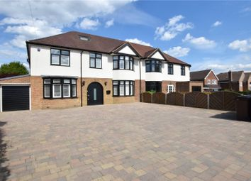 5 bed semi-detached house for sale in Tippendell Lane, St. Albans, Hertfordshire AL2