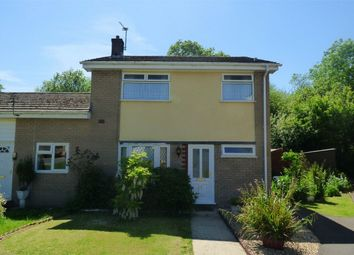 Thumbnail 3 bed end terrace house for sale in 18 Maes Tomos, Trimsaran, Carmarthenshire