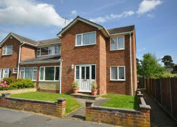Thumbnail 4 bed semi-detached house for sale in 178 Fairwater Drive, Woodley, Reading