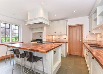 Thumbnail 7 bed detached house to rent in Church Road, Winkfield