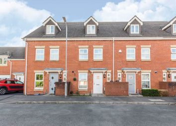 Thumbnail 3 bed terraced house for sale in Brigantine Close, St. Brides Wentlooge, Newport