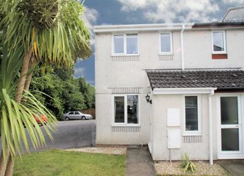 Thumbnail 2 bed end terrace house for sale in Holman Way, Ivybridge
