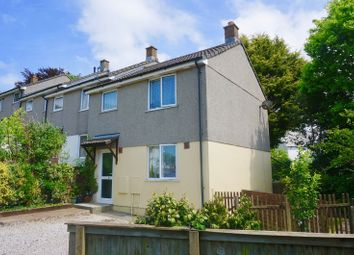 Thumbnail 2 bed end terrace house for sale in Launceston, Cornwall
