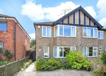 Thumbnail 3 bedroom semi-detached house for sale in Stanhope Road, Reading, Berkshire