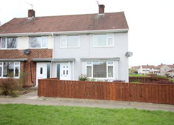 Thumbnail 3 bedroom semi-detached house to rent in Rothwell Crescent, Stockton-On-Tees