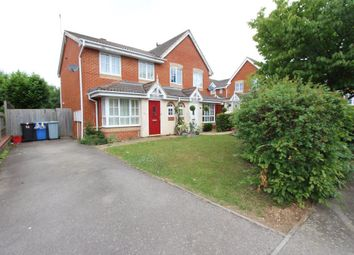 Thumbnail 3 bed semi-detached house to rent in Abbots Close, Kettering