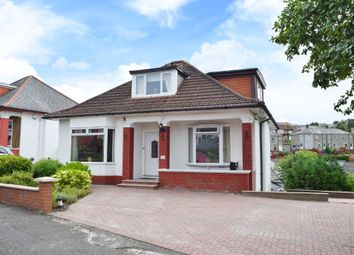 Thumbnail 4 bed detached bungalow for sale in Netherpark Avenue, Netherlee, Glasgow