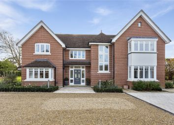 Thumbnail 5 bed detached house for sale in Albourne Road, Hurstpierpoint, Hassocks, West Sussex