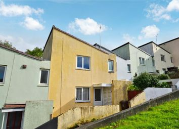 Thumbnail 2 bed terraced house for sale in Dart Close, Plymouth, Devon