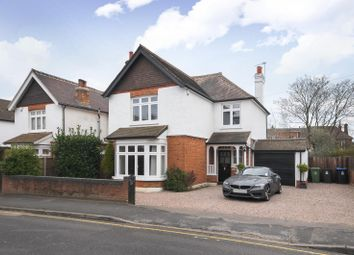 Thumbnail 5 bed detached house to rent in York Road, Woking