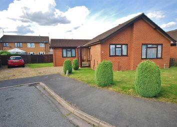 Thumbnail 2 bedroom detached bungalow for sale in St. William Court, Holbeach, Spalding