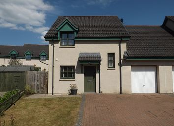 Thumbnail 3 bed semi-detached house for sale in Teaninich Paddock, Teaninich, Alness
