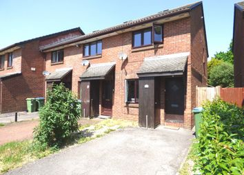 Thumbnail 2 bed end terrace house to rent in Primrose Way, Locks Heath, Southampton