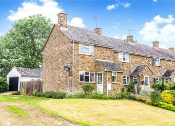 Thumbnail 2 bed terraced house for sale in Thorpe Road, Upper Wardington, Banbury, Oxfordshire
