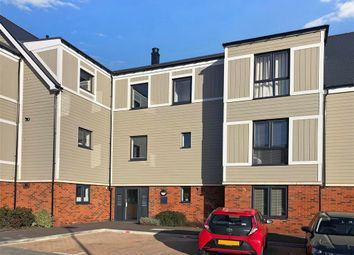 Thumbnail 2 bed flat for sale in Dakota Drive, Chatham, Kent