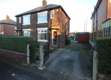 Thumbnail 3 bed semi-detached house to rent in Edward Street, Denton, Manchester