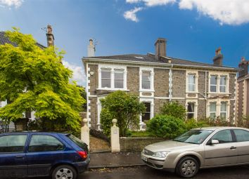 Thumbnail 6 bedroom property for sale in Claremont Road, Bishopston, Bristol