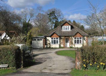 Thumbnail 4 bed detached bungalow for sale in Dean Oak Lane, Leigh, Reigate