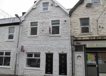 Thumbnail 1 bed flat to rent in High Street, Barry, Vale Of Glamorgan