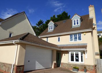 Thumbnail 5 bed detached house for sale in Bury View, Winterbourne Down, Bristol