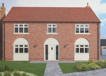 Thumbnail 4 bed detached house for sale in St. Oswalds Drive, Finningley, Doncaster
