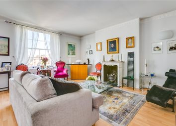 Thumbnail 2 bed flat for sale in North End House, Fitzjames Avenue, London