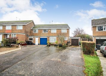 Thumbnail 3 bedroom end terrace house for sale in Shore Avenue, Upton, Poole