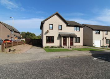 Thumbnail 3 bedroom semi-detached house for sale in Pettens Close, Balmedie, Aberdeen