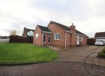 Thumbnail 3 bed detached bungalow for sale in The Paddock, Newton Aycliffe