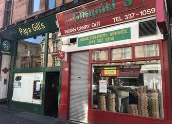 Retail premises for sale in Glasgow, Glasgow G11