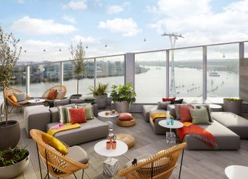 Thumbnail 2 bed property for sale in No 5, 2 Cutter Lane, Upper Riverside, Greenwich Peninsula