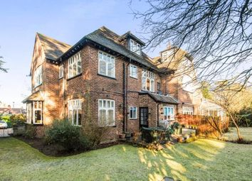 Thumbnail 2 bed flat for sale in Tekels Avenue, Camberley, Surrey