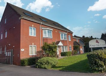 Thumbnail 2 bed flat for sale in Kings Oak Court, Sutton Coldfield