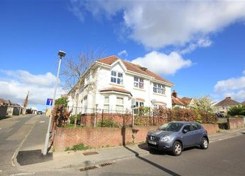 Thumbnail 3 bed flat to rent in Churchill Road, Parkstone, Poole