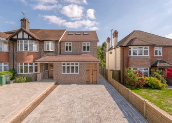 Thumbnail 4 bed end terrace house for sale in Woodside Way, Salfords, Redhill, Surrey
