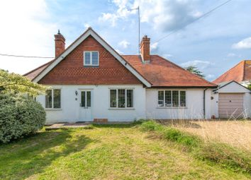 Thumbnail 3 bed detached bungalow for sale in Ashcombe Lane, Kingston, Lewes