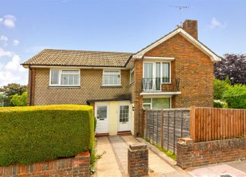 Thumbnail 3 bed flat for sale in Burford Close, Worthing