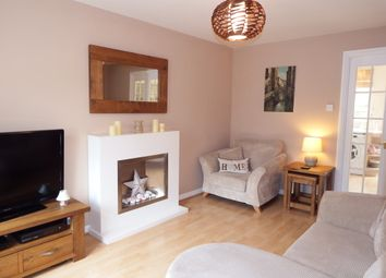 Thumbnail 2 bed terraced house for sale in Boulton Close, Westbury