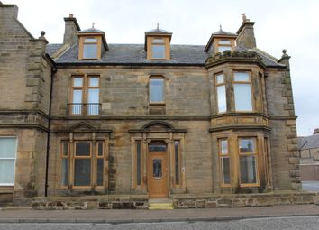 Thumbnail 2 bed flat for sale in Grant Street, Burghead