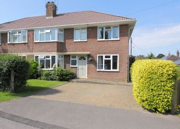 Thumbnail 2 bed maisonette for sale in Branksome Close, Chilbolton, Stockbridge