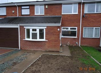 Thumbnail 3 bed terraced house to rent in John Mcguire Crescent, Binley, Coventry