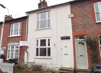 Thumbnail 3 bed terraced house to rent in Upper Heath Road, St Albans