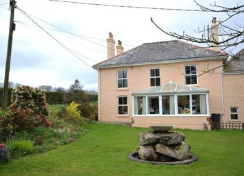 Thumbnail 3 bed semi-detached house to rent in Coxpark, Gunnislake, Cornwall