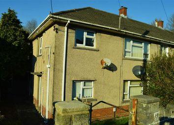 Thumbnail 1 bed flat for sale in Heol Maes Y Cerrig, Swansea