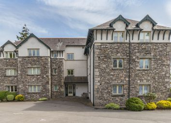 Thumbnail 2 bed flat for sale in Berners Close, Grange-Over-Sands