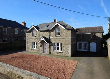 Thumbnail 4 bedroom detached house for sale in Maesyfelin, Llangorse, Brecon