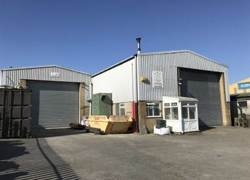 Thumbnail Commercial property to let in Plot 23K, Lower Mantle Close, Bridge Street Industrial Estate, Chesterfield