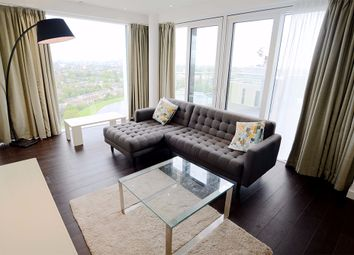 Thumbnail 3 bed flat to rent in Devan Grove, London